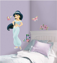 Jasmine Wall Decal
