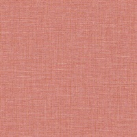 Jocelyn Pink Faux Linen Wallpaper