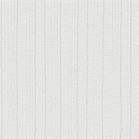 Kinsley Off-White Textured Stripe Wallpaper