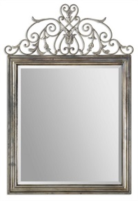Kissara Metal Mirror