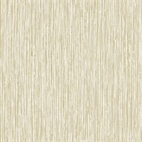 Kofi Champagne Faux Grasscloth Wallpaper