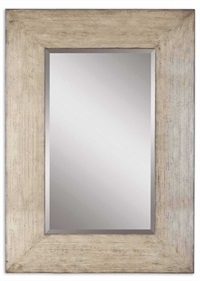 Langford Natural Wood Mirror