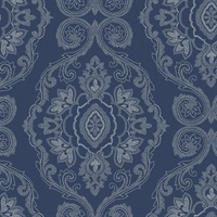 Large Dot Damask