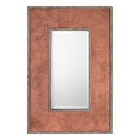 Lassen Rust Red Mirror