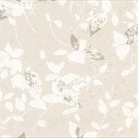 Vail Cream Texture Wallpaper