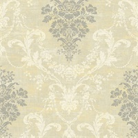 Leaves Damask