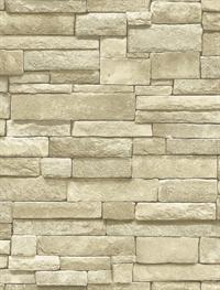 Ledgestone Wallpaper