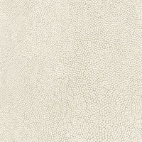 Light Grey Textured Spot Wallpaper