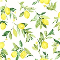 Limon Chartreuse Fruit Wallpaper