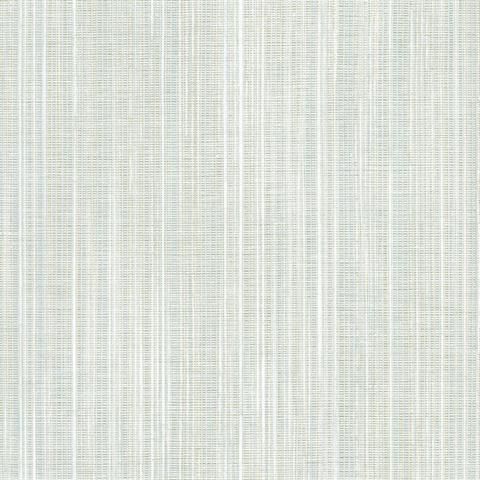 Nt33712 Blue And White Linen Texture Faux Wallpaper