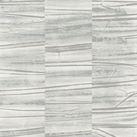 Lithos Slate Geometric Marble Wallpaper