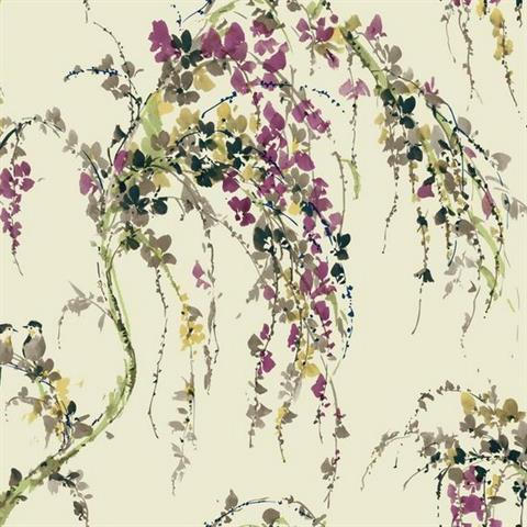 Page 25 Of 27 For Floral Prints Wallpaper Available In