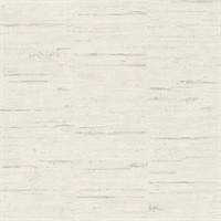 Maclure Dove Striated Texture Wallpaper