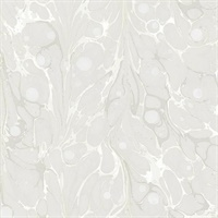 Marbled Endpaper Wallpaper