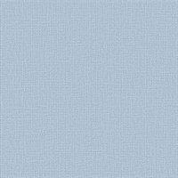 Marblehead Bluebell Crosshatched Grasscloth Wallpaper