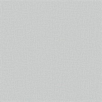 Marblehead Grey Crosshatched Grasscloth Wallpaper