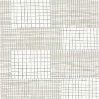 Maxwell Grey Geometric Wallpaper