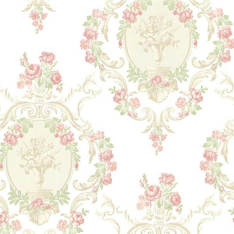 pink victorian wallpaper - photo #32