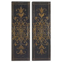 Melani Decorative Panels S/2