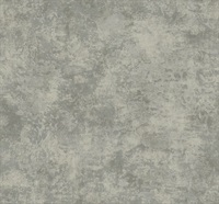 Metallic Ground Faux Wallpaper