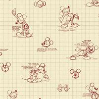 Mickey Mouse Sketches