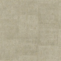 Millau Khaki Faux Concrete Wallpaper