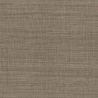 Nanking Brown Grasscloth Wallpaper