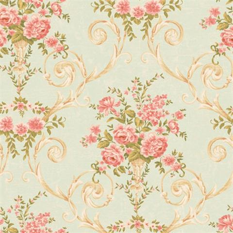 Dr50504 Dorchester Wallpaper Book By Seabrook Sbk25592