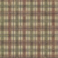 Nellie Wooden Plaid