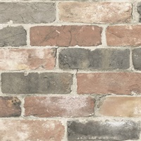Newport Reclaimed Brick, Peel and Stick