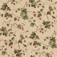 Orchard Vine Wallpaper