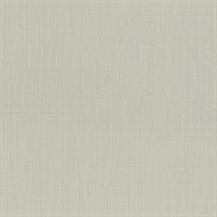 Orsino Light Grey Linen Wallpaper