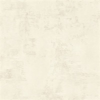 Osborn Cream Distressed Texture Wallpaper