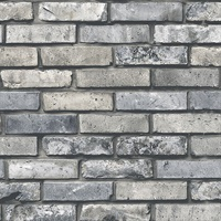 Painted Grey Brick
