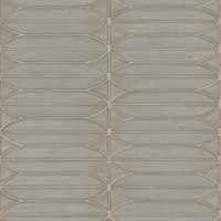 Warm Grey Candice Olson Pavilion Wallpaper