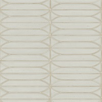 Taupe Candice Olson Pavilion Wallpaper