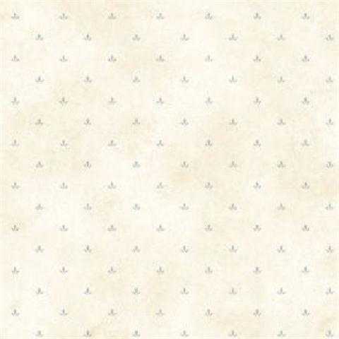 Bbc66412 blue and off white paw print wallpaper totalwallcovering com - Paw print wall border ...