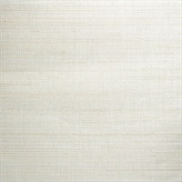 Pearl River Champagne Grasscloth Wallpaper