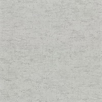 Pembroke Grey Faux Plaster Wallpaper