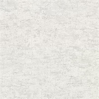 Pembroke Light Grey Faux Plaster Wallpaper