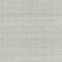 Pembrooke Light Grey Stripe Wallpaper