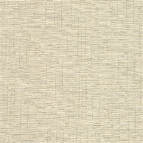 Pembrooke Beige Stripe Wallpaper