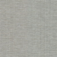 Pembrooke Grey Stripe Wallpaper