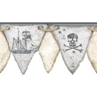 Pirates Pennant Border