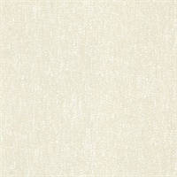 Pizazz Cream Faux Paper Weave Wallpaper