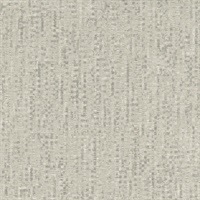 Pizazz Taupe Faux Paper Weave Wallpaper