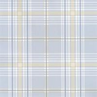 Chic Plaid Wallpaper