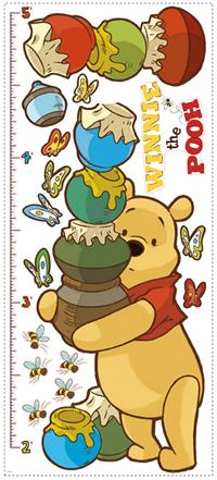 Pooh Growth Chart