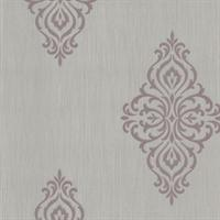 Powell Damask Medallion