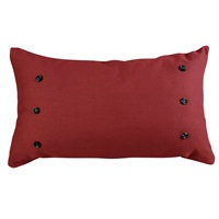 Prescott Red Prescott Large Pillow